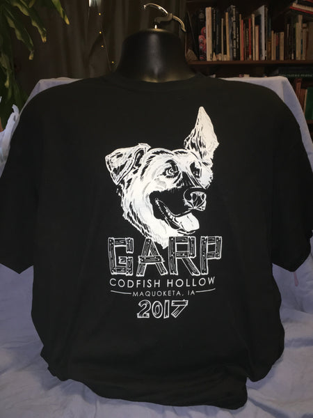 GARP 2017 Festival  T-shirts (4 different colors)