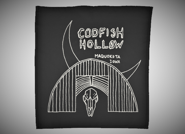 Codfish Hollow Rally Cloth/ Handkerchief