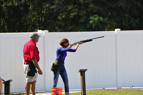 Skeet Shooting - Station 1 Detailed Tips: