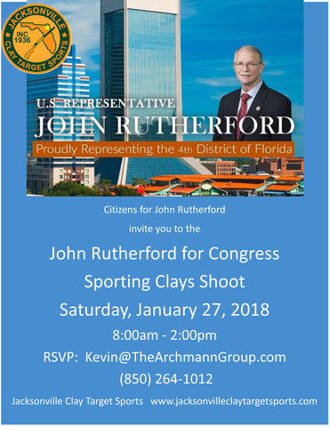 Rutherford For Congress S.C. Shoot