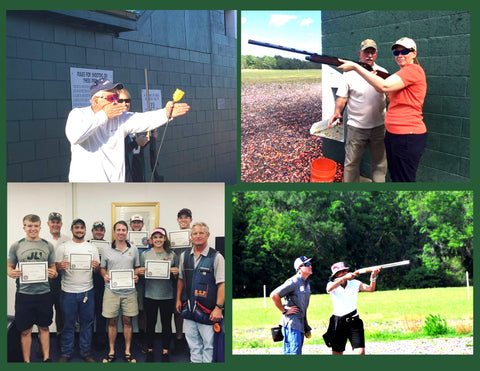 Training And Instruction Jacksonville Clay Target Sports