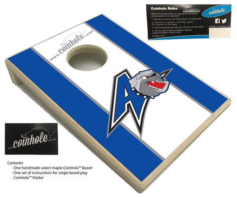 University of North Carolina Asheville Coinhole™ Board