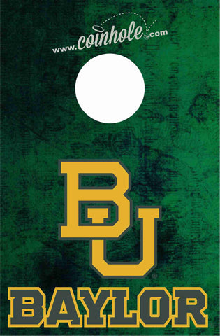 Baylor University Coinhole™ Board - Officially Licensed