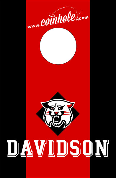 Davidson College Coinhole™ Game Set
