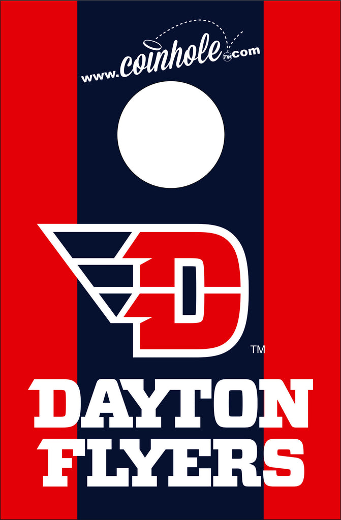 University of Dayton Coinhole™ Board - Officially Licensed