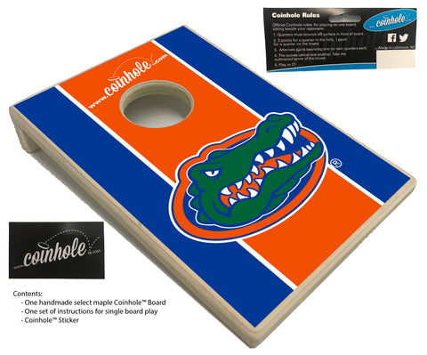 Florida Gators Coinhole™ Board