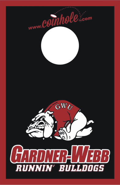 Gardner-Webb University Coinhole™ Game Set
