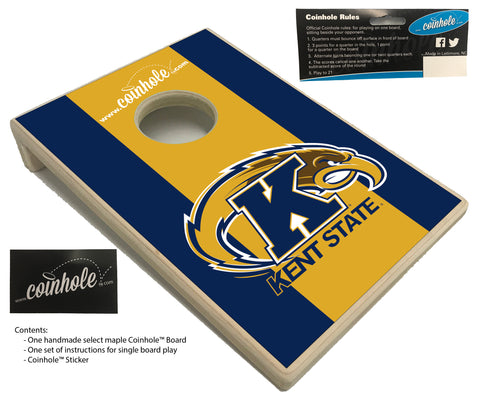 Kent State University Coinhole™ Board