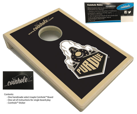 Purdue University Coinhole™ Board