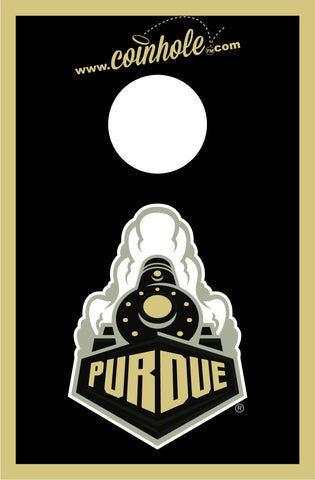Purdue University Coinhole™ Board - Officially Licensed