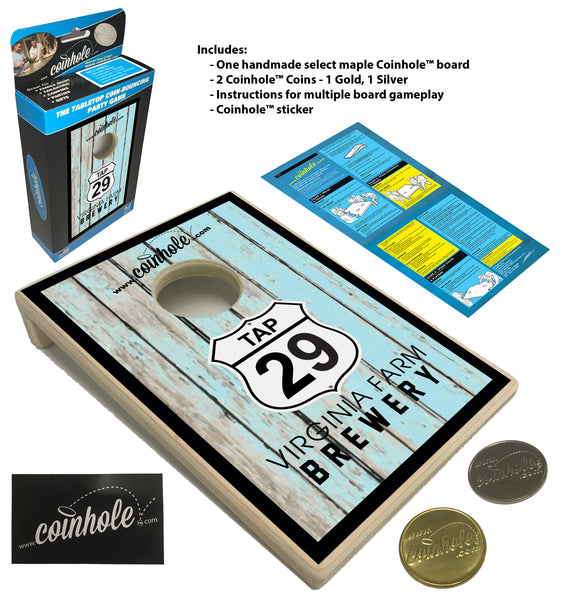 Customize your own Coinhole™ Board