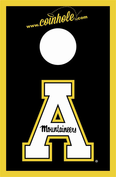 Appalachian State University Coinhole™ Game Set
