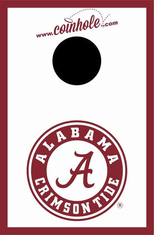 University Of Alabama Coinhole Game Board