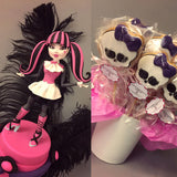 Monsterhigh Yüz Set