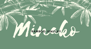 The Minako Bamboo Jewelry Collection