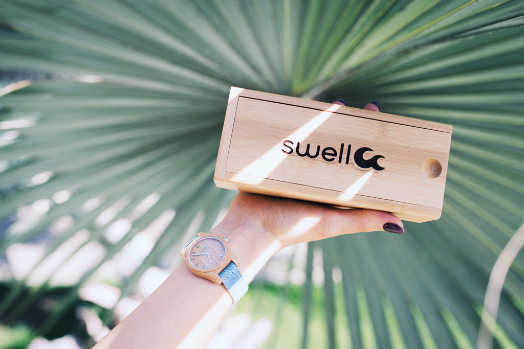 Swell Vision Bamboo Products