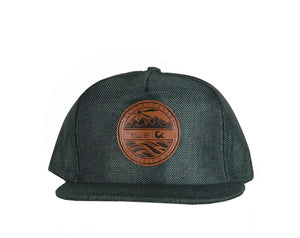 Swell 5-Panel Forest Green Hemp Hat - SwellVision