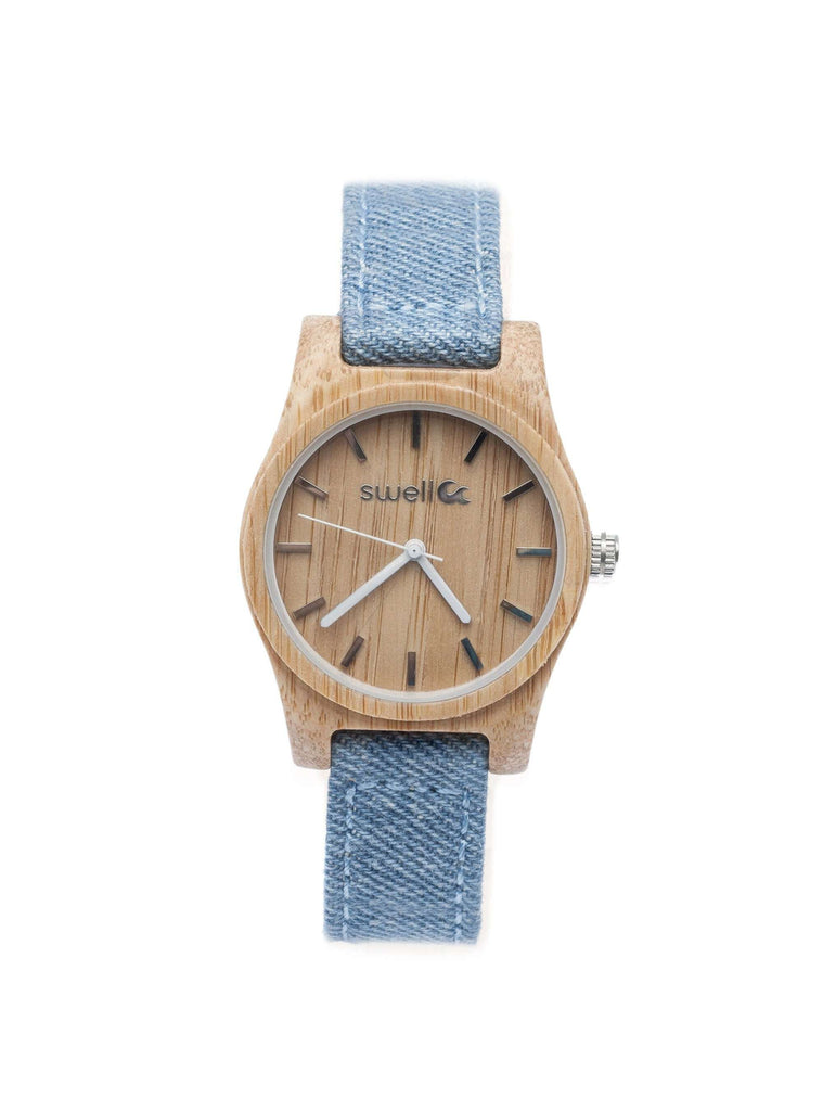The Niagara Bamboo Watch - SwellVision