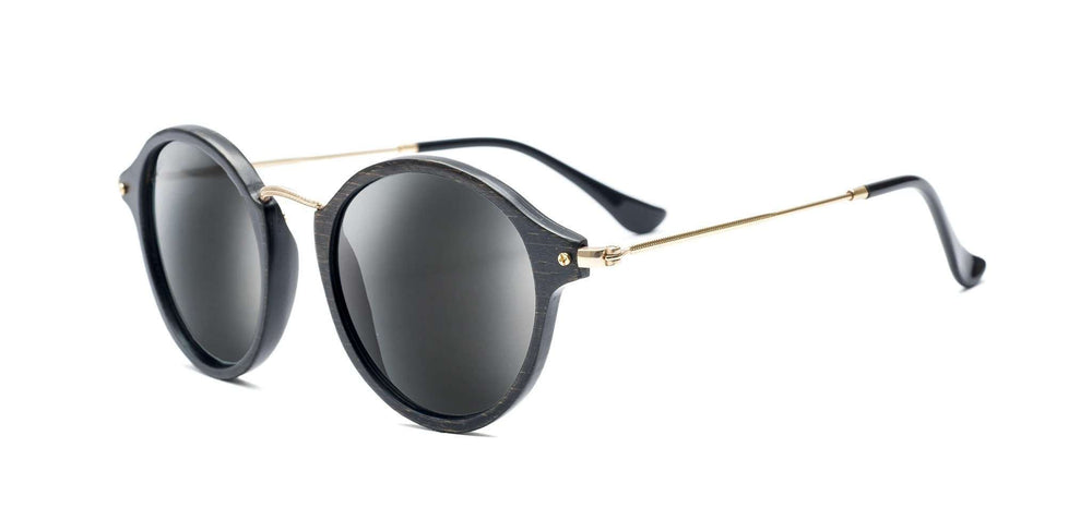 Coco Black Polarized Sunglasses