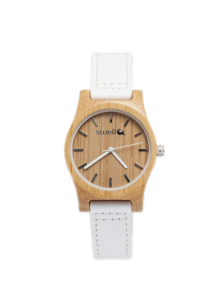 The Pearl Bamboo Watch - SwellVision