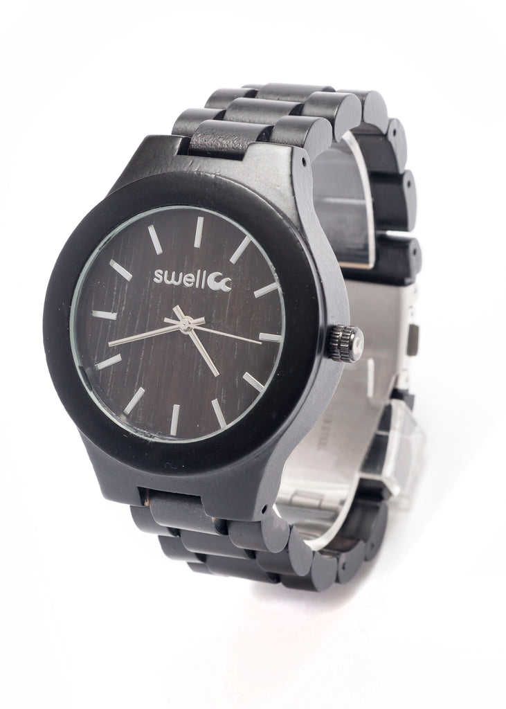 The Classic Onyx Watch