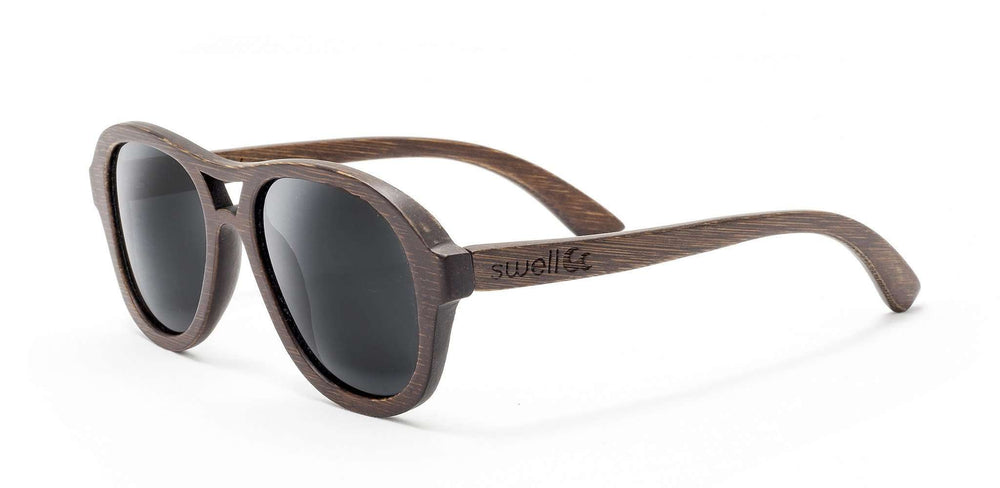 Avalon Brown Polarized Sunglasses