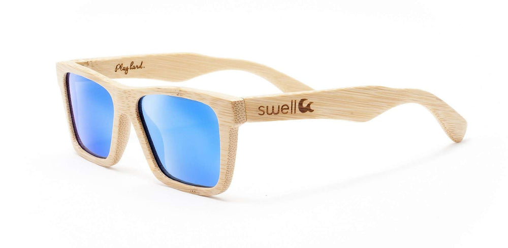 Classic Natural Polarized Sunglasses