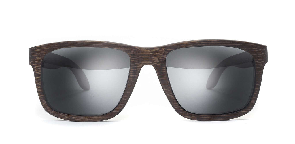 Amerigo Polarized Bamboo Sunglasses - SwellVision
