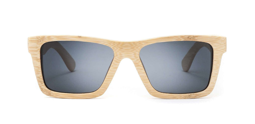 Classic Natural Polarized Bamboo Sunglasses - SwellVision
