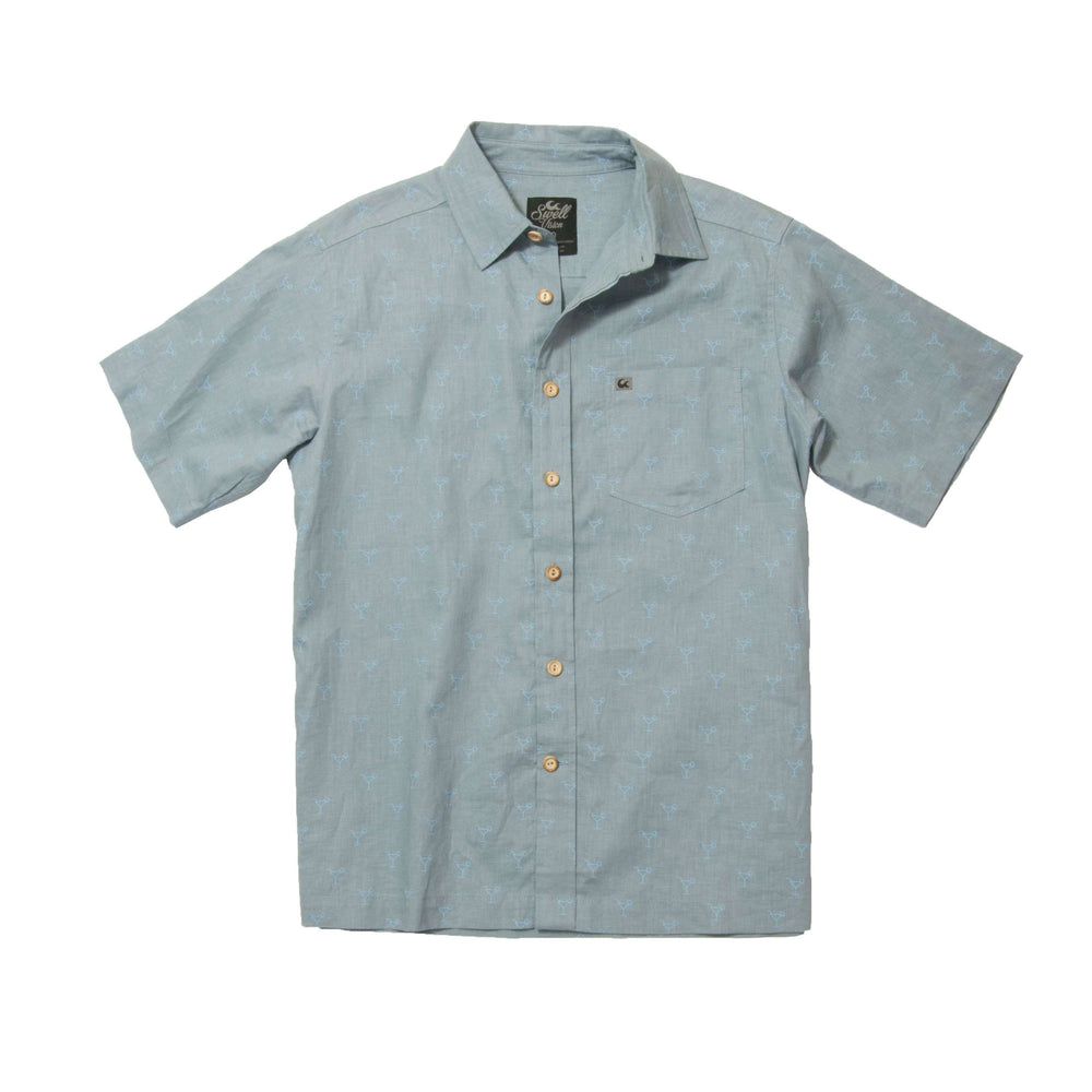 Sequoia Men's Hemp/Organic Cotton Button Down Shirt