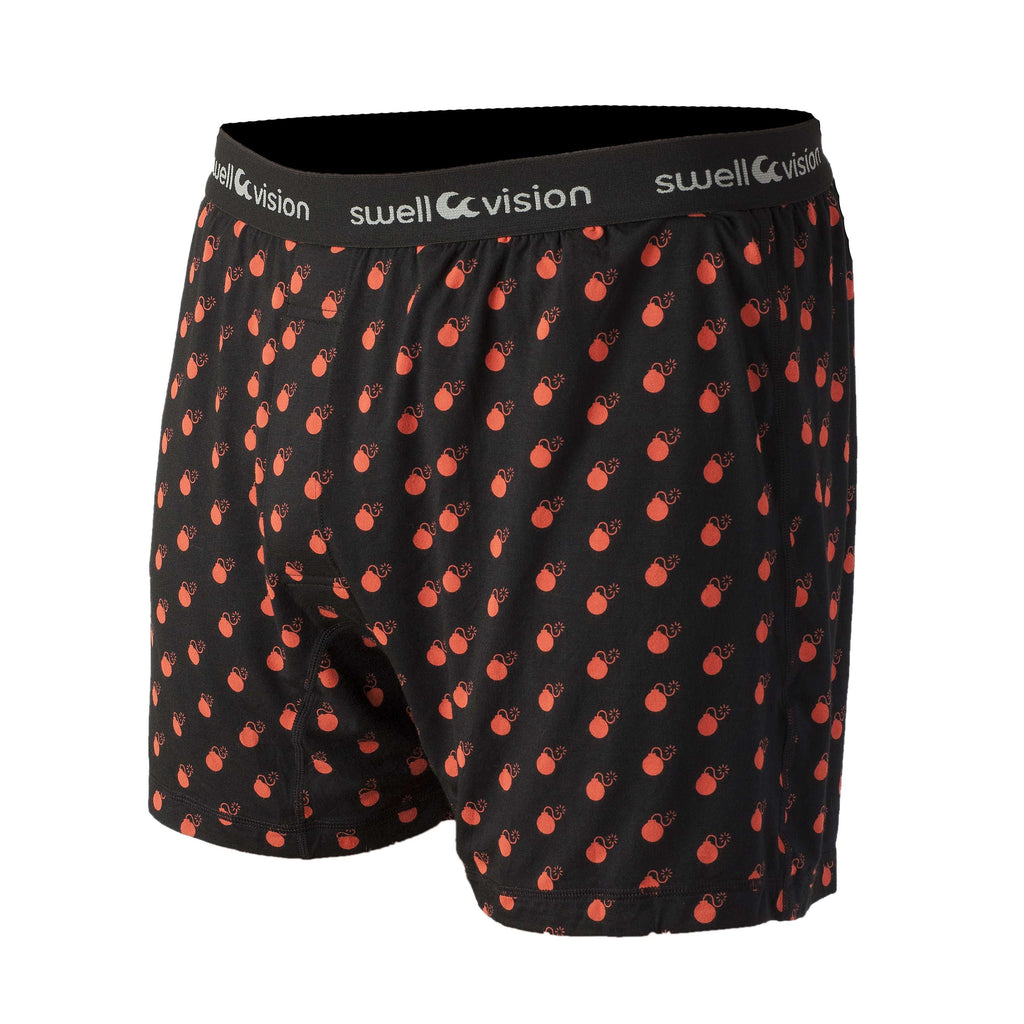 Swell Vision Bamboo Fiber Boxers - SwellVision