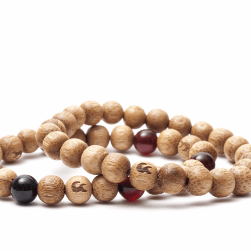Bamboo Bead Bracelet - SwellVision
