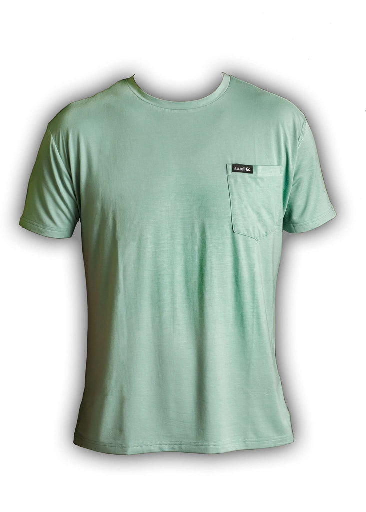 "Swell Vision ""Sustainable Vision"" Bamboo Fiber T-Shirt - SwellVision"