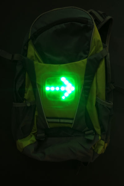 Fluo backpack
