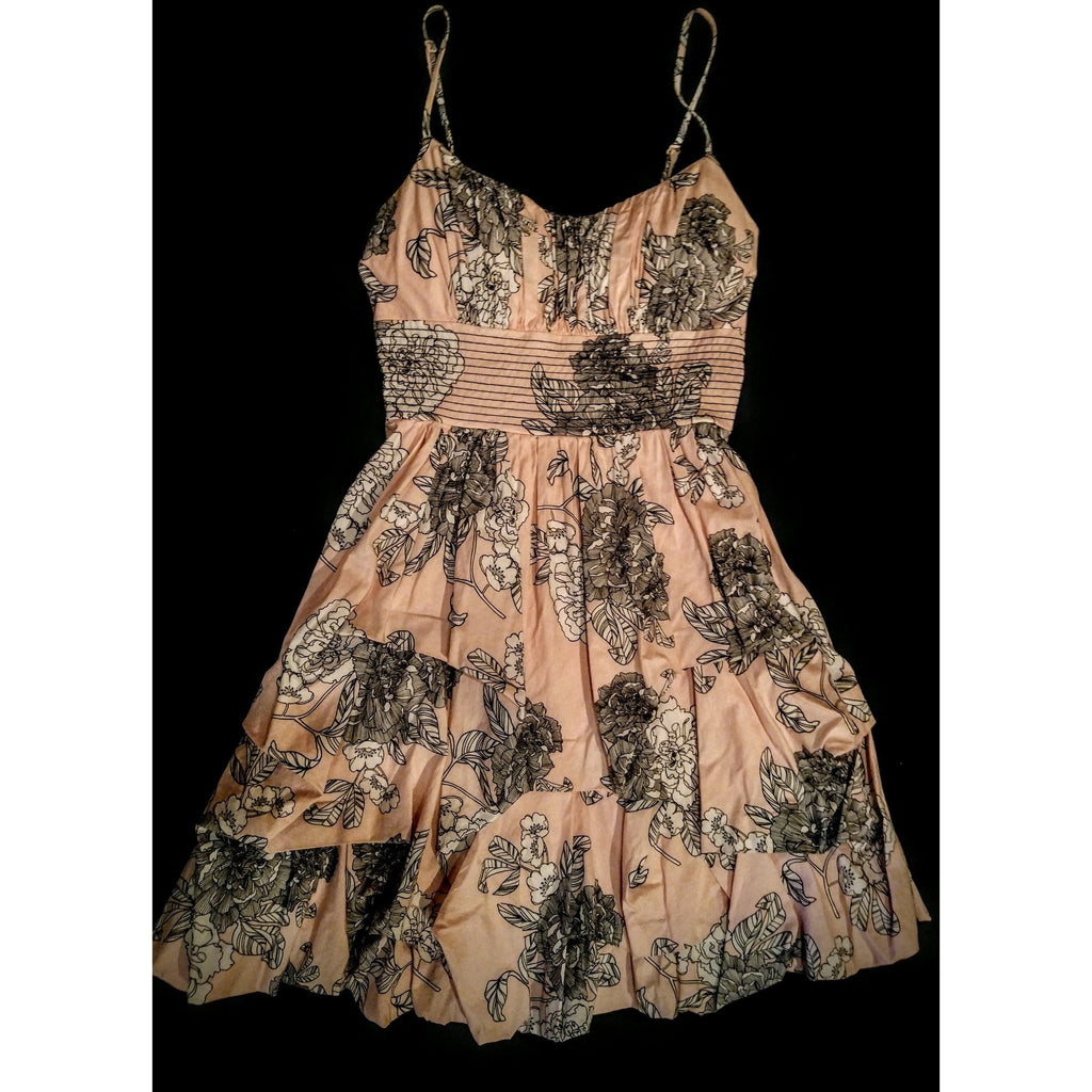 B Darling dress - so cute  size small to medium-.