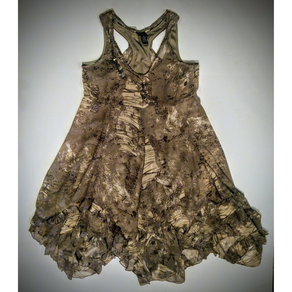 Daytrip lined tank dress size medium (b)