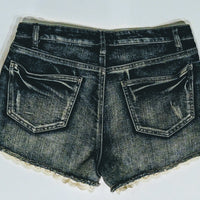 Hippie laundry jean shorts  size 11-.