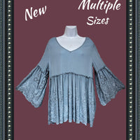 Karen Kane beautiful trendy top - multiple sizes**