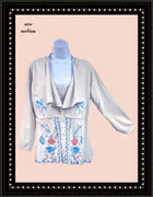 Caite top/jacket/ beautiful
