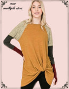 Reborn light sweater - beautiful combination of colors - multiple sizes