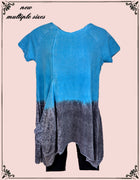 T Party top - so cute and soft/with pocket""