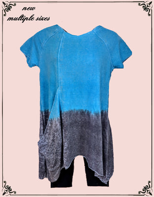 T Party top - so cute and soft/with pocket