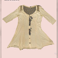 We the Free beautiful knit top  size extra small to small
