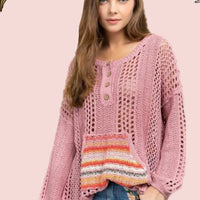 POL summer sweater -multiple sizes
