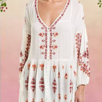 Free People top -absolutely beautiful! size x-small (runs large)