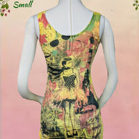 New 123 tank top -adorable! size small