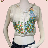Miss Me vest -adorable! size small