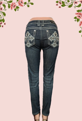 LA Idol jeans- beautiful!! size 7