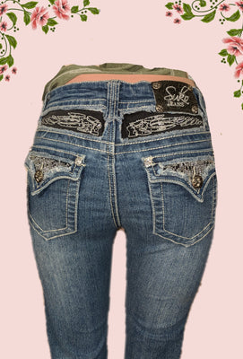 Suko jeans- beautiful!! size 7