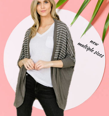 Annabelle cardigan - soft, cute and trendy!